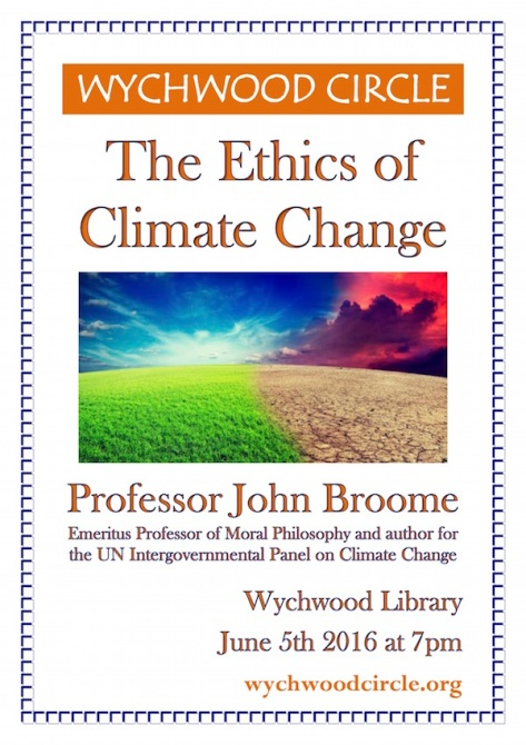 June 2016 John Broome CLIMATE