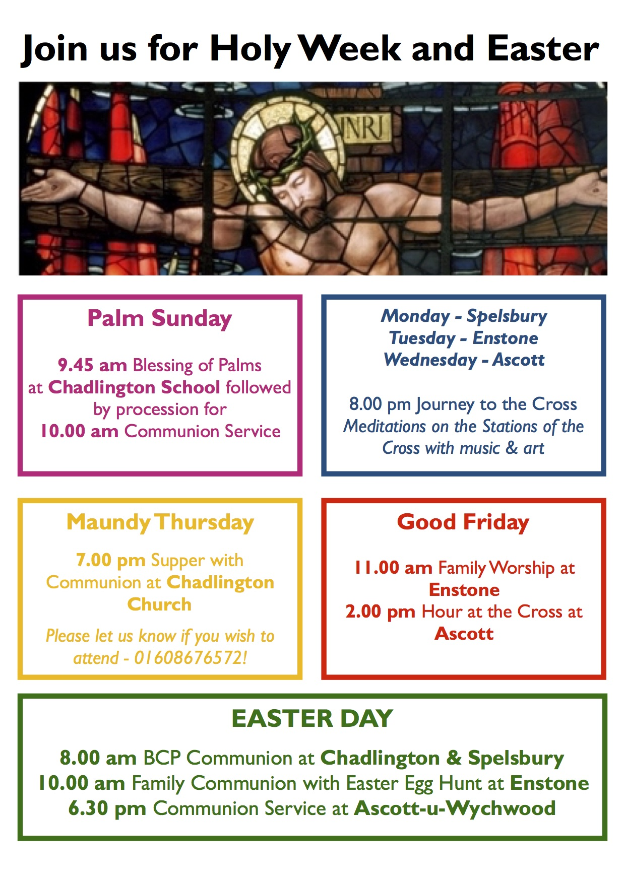 2018 Holy Week and Easter copy