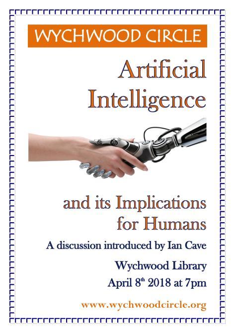 April 2018 AI poster