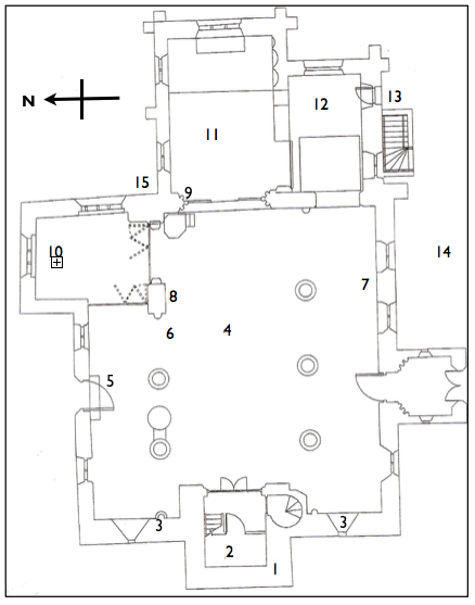 Chad Floorplan