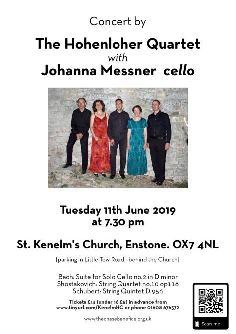 Hohenloher Quartet Concert - web