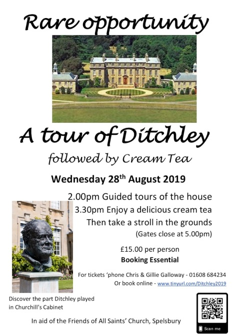 Tour of Ditchley 2019