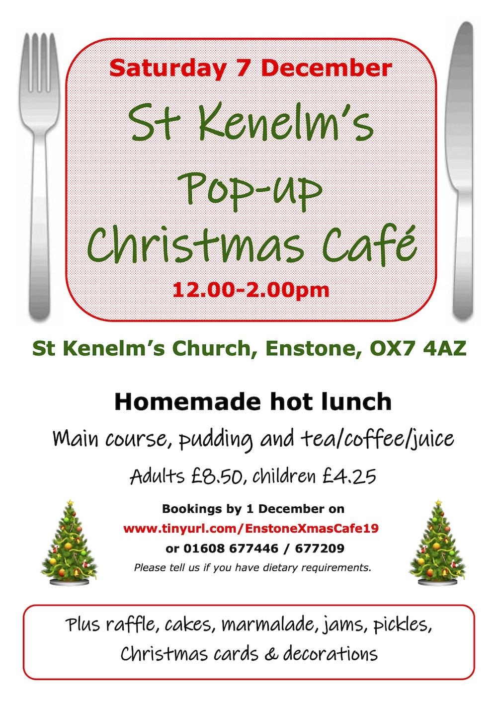 Pop up cafe poster Dec 19 web