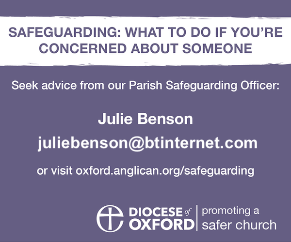 Safeguarding - julie's email